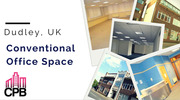 Office Space TO-LET Dudley,  West Midlands DY2