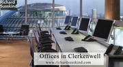 Property in Clerkenwell | Offices in London | London Offices | Desk sp